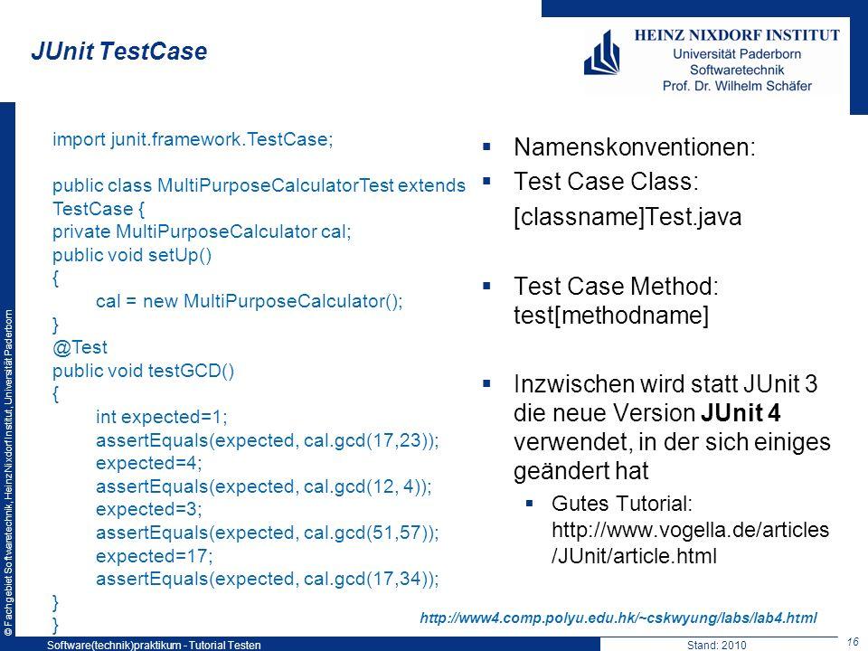 Test Case Method: test[methodname]